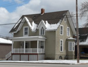 One of the oldest houses in Port Huron
