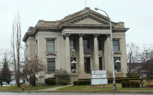 Ladies of Maccabbees building, Port Huron