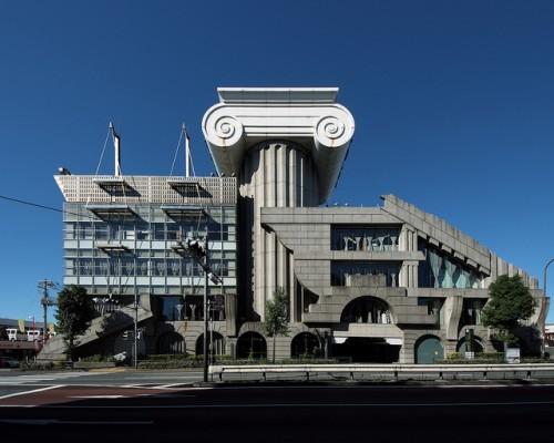 K2 Building, Osaka, 1990, K Shinohara