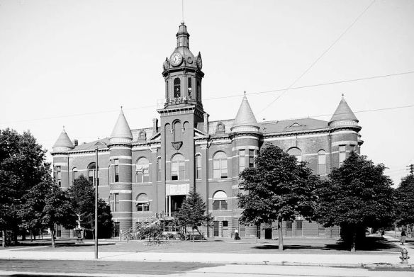 Port Huron City Hall, ca 1907