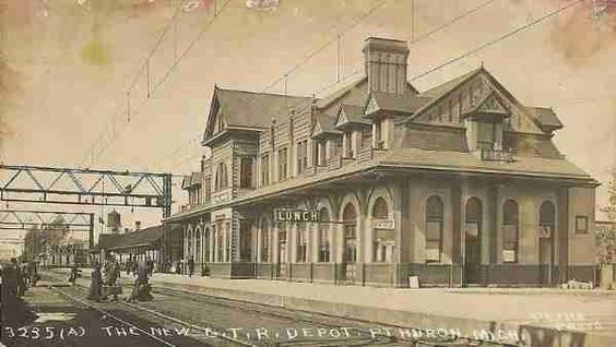The Tunnel Depot, Port Huron