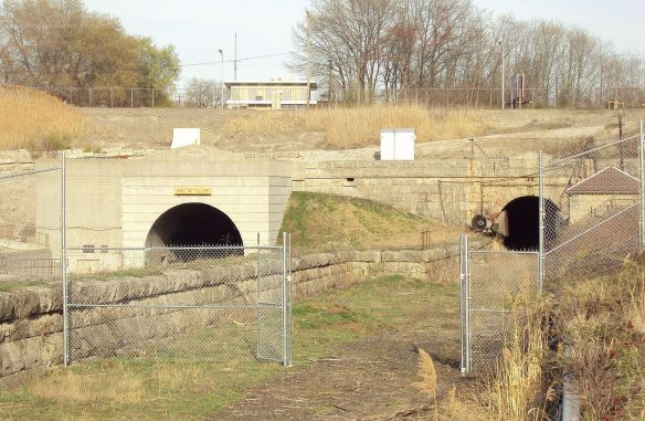 St. Clair railway tunnels, Port Huron