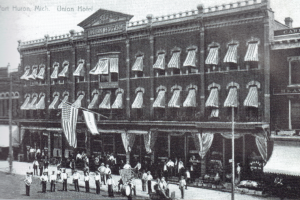 Union Hotel, Port Huron