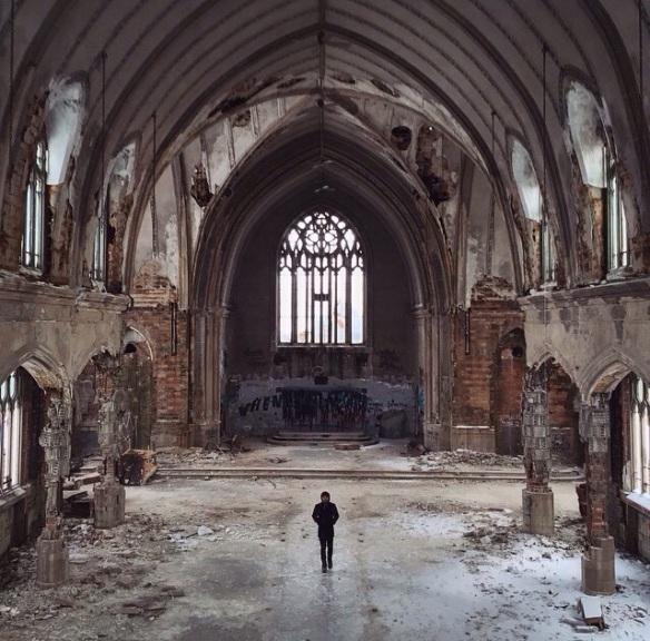 St Agnes Church, Detroit
