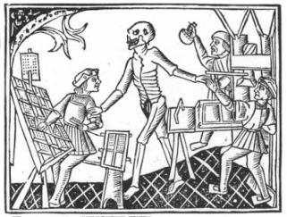 """Devil's apprentices, who are """"printer's devils"""""""
