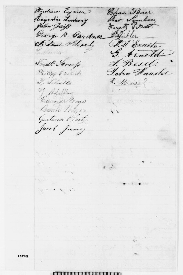 Lincoln petition, 1862, p 3
