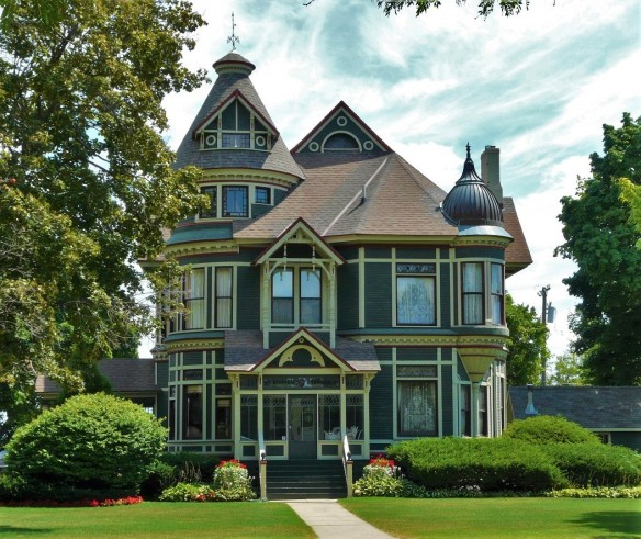 Queen Anne house, Port Huron