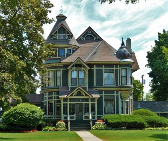 Queen Anne house, Port Huron
