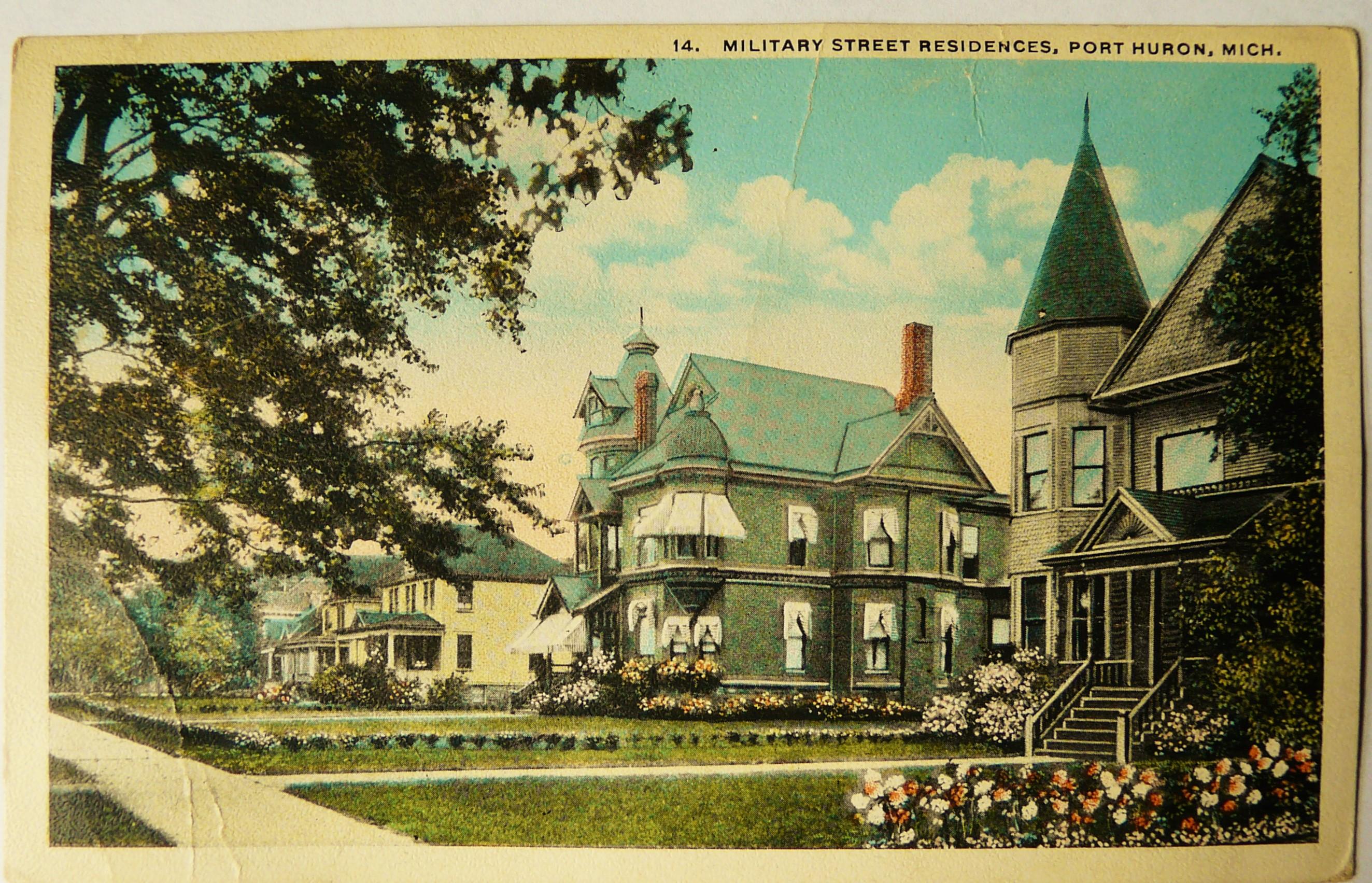 michigan | port huron area history & preservation association