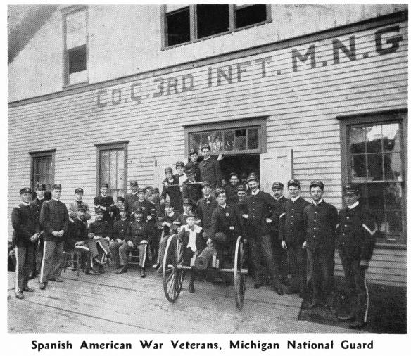 Spanish American War Veterans