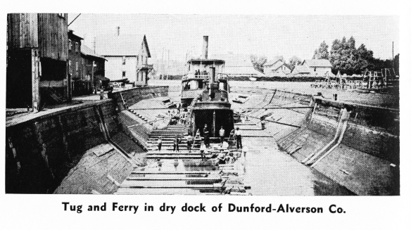 Dunford-Alverson Drydock